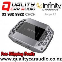 Infinity Kappa K2 Bluetooth 240W 2 Channel Car Amplifier with Easy Finance