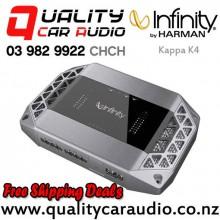 Infinity Kappa K4 Bluetooth 4/3/2 Channel 240W Car Amplifier with Easy Finance