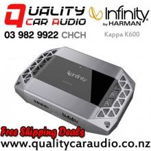 Infinity Kappa K600 600W RMS Mono Channel Car Amplifier with Easy Finance