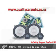 Infinity Kappa Perfect 5.1 2 way Component Speaker - Easy LayBy