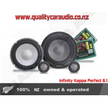 "Infinity Kappa Perfect 6.1 6.5"" Component Speakers - Easy LayBy"