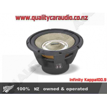 """Infinity Kappa100.9 10"""" 1400W subwoofer - Easy LayBy"""