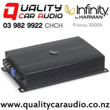 Infinity Primus 3000A 600W Mono Channel Class D Car Amplifier with Easy Payments