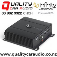 Infinity Primus 6002A 140W 2 Channel Car Amplifier with Easy Payments