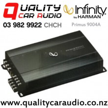 Infinity Primus 9004A 880W 4/3/2 Channel Car Amplifier with Easy Payments