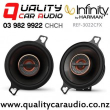 "Infinity REF-3022CFX 3.5"" 75W (25W RMS) Coaxial Car Speakers (pair) with Easy Finance"