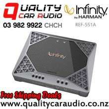 Infinity REF-551A 550W RMS Mono Channel Class D Car Amplifier with Easy Finance