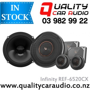 "Infinity REF-6520CX 6.75"" 270W Component Speaker - Easy Layby"