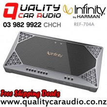 Infinity REF-704A 200W RMS 4 Channel Class D Car Amplifier with Easy Finance