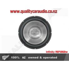 "Infinity REF1262w 12"" 300W Dual 4 ohm Subwoofer - Easy LayBy"