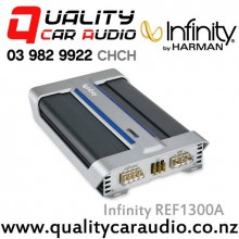Infinity REF1300A 300W Mono Car Amplifier with Easy LayBy