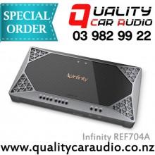 Infinity REF704A 1000W 4 Channel Amplifier - Easy Layby