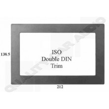ISO Double Din Trim