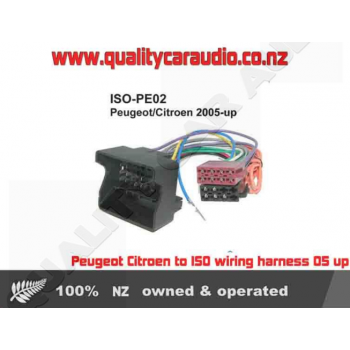 Amazing Peugeot Citroen To Iso Wiring Harness 05 Up Easy Layby Wiring Digital Resources Hetepmognl