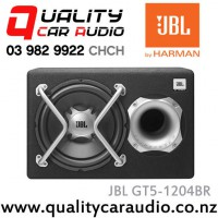 "JBL GT5-1204BR 12"" (30cm) 1100W Bass Reflex Car Subwoofer Box with Easy Layby"