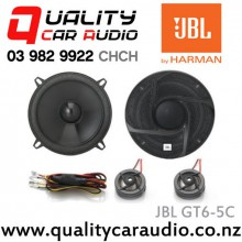 "JBL GT6-5C 5.25"" 2 Way 120W Component Speaker with Easy Finance"