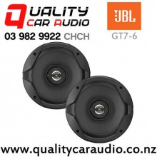 "JBL GT7-6 6.5"" 135W (45W RMS) 2 Way Coaxial Car Speakers (pair) with Easy Payments"