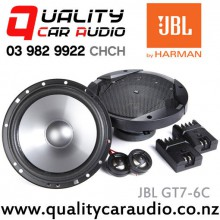 "JBL GT7-6C 6"" 150W Max 2 Ways Car Component Speakers (Pair) with Easy LayBy"