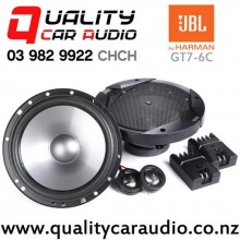 "JBL GT7-6C 6"" 150W (50W RMS) 2 Ways Component Car Speakers (pair) with Easy Finance"