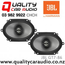 "JBL GT7-86 5x7"" / 6x8"" 180W Max 2 Ways Coaxial Speakers (Pair) with Easy LayBy"