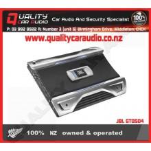 JBL GTO504 560W 4 Channel Amplifier - Easy LayBy