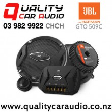 "JBL GTO 509C 5.25"" 225W (75W RMS) 2 Way Component Car Speakers (pair) with Easy Finance"