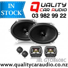 "JBL GTO8608C 6x8"" / 5x7"" 210W 2 Way Car Component - Easy LayBy"