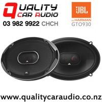 "JBL GTO930 6x9"" 330W (110W RMS) 3 Way Coaxial Car Speaker (pair) with Easy Finance"