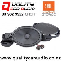 """JBL GTO960C 6x9"""" 405W (135W RMS) 2 Way Component Car Speakers (pair) with Easy Finance"""