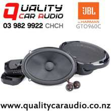 "JBL GTO960C 6x9"" 405W (135W RMS) 2 Way Component Car Speakers (pair) with Easy Finance"