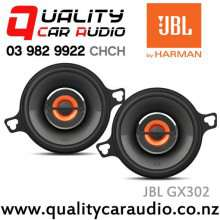 "JBL GX302 3.5"" 75W 2 Ways Coaxial Car Speakers (pair) with Easy Finance"