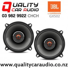 "JBL GX502 5.25"" 135W (45W RMS) 2 Ways Coaxial Car Speakers (pair) with Easy Finance"