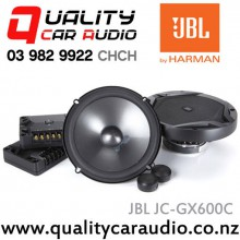"JBL JC-GX600C 6"" 70W RMS Component Car Speakers with Easy LayBy"