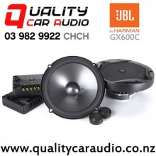 "JBL GX600C 6.75"" 210W (70W RMS) 2 Way Component Car Speakers (pair) with Easy Finance"