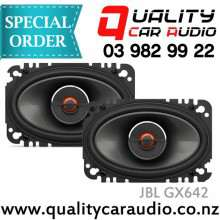 "JBL GX642 6x4"" 120W 2 Ways Coaxial Car Speakers (Pair) with Easy Layby"