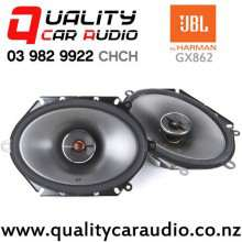 "JBL GX862 5x7""/6x8"" 180W (60W  RMS) 2 Way Coaxial Car Speakers (pair) with Easy Finance"