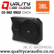 "JBL JC-BASSPROSL Amplified 8"" 250W Under seat Subwoofer with Easy LayBy"