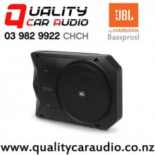 "JBL JC-BASSPROSL Amplified 8"" 250W (125W RMS) Class D Under-Seat Car Subwoofer with Easy Finance"