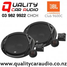 "JBL JC-CLUB 9600C 6x9"" 270W (90W RMS) 2 Way Car Component Speakers (pair) with Easy Finance"