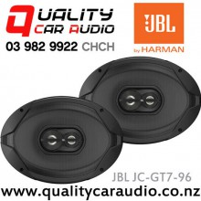 "JBL JC-GT7-96 6x9"" 210W 2 Way Car Speakers (Pair) with Easy Finance"