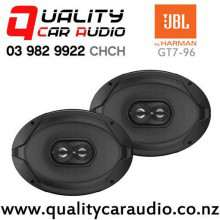 "JBL GT7-96 6x9"" 210W (70W RMS) 3 Way Coaxial Car Speakers (pair) with Easy Finance"