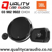 "JBL JC-GTO600C 6.5"" 300W (100W RMS) 2 Way Component Car Speaker (pair) with Easy Finance"