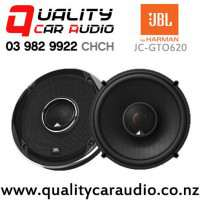 """JBL JC-GTO620 6.5"""" 225W (75W RMS) 2 Way Coaxial Car Speakers (pair) with Easy Finance"""