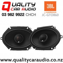 "JBL JC-GTO860 6x8"" 300W (100W RMS) 2 Way Coaxial Car Speakers (pair) with Easy Finance"