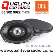 "JBL JC-STAGE9603 6x9"" 210W 3 Way Car Speakers (Pair) with Easy LayBy"