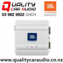 JBL MA6002 160W 2 Channel Class AB Marine Amplifier with Easy Finance