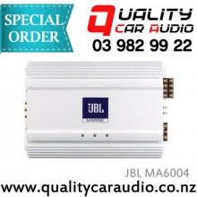 JBL MA6004 4 Ch 4X60w Marine Amplifier - Easy LayBy