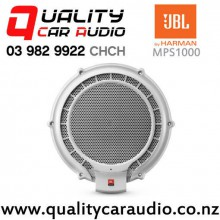 "JBL MPS1000 10"" 250W Class D Amplified Marine Subwoofer with Easy Finance"
