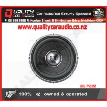 "JBL P1222 12"" 1200W Power Series Subwoofer ** DISCONTINUE MODEL **"