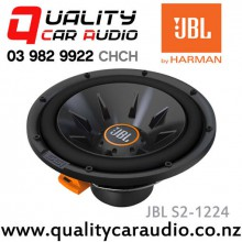 "JBL S2-1224 12"" 1100W Component Subwoofer with Easy LayBy"